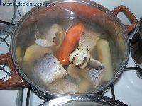 Zupa rybna - ucha od jucha-wywar